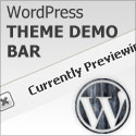 Post thumbnail of Wordpress Theme Demo Bar Plugin • All-in-one Solution for Theme Demo, Preview and Showcase