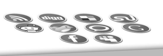 Post image of STICKER – Free Social Bookmark Icon Pack