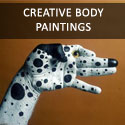 Post Thumbnail of Inspiration Bookmark : Creative Body Paintings