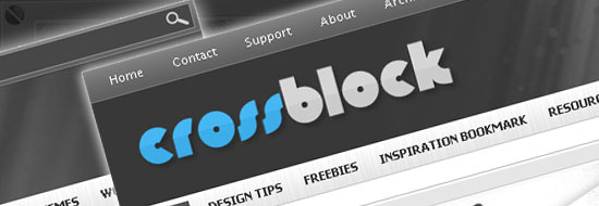 Post image of CrossBlock WordPress Theme – A Free Premium Theme