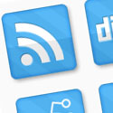Post Thumbnail of Free Glossy Social Bookmark Icons