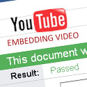 Post Thumbnail of Embedding Youtube Videos - Tips and Passing xHTML Validation