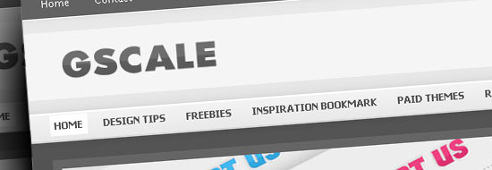 Post image of G-scale WordPress Theme – Free Premium Greyscale Theme