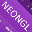 Post Thumbnail of Neon GL - Free Premium Purple Wordpress Theme