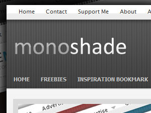 MonoShade Premium Wordpress Magazine Theme (Multi Colour Scheme)