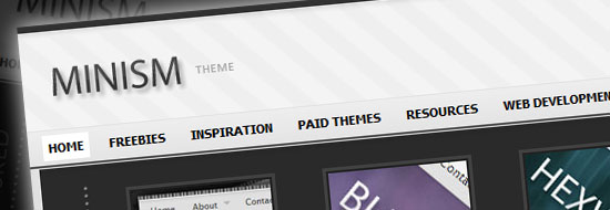Post image of Minism – Free Minimal-Style Premium WordPress Magazine Theme