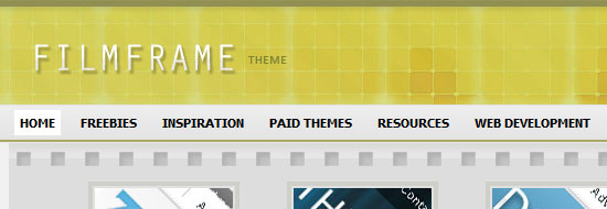 Film Frame � Free Premium WordPress Magazine Theme