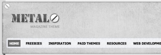Metalo – Free Premium Metallic WordPress Magazine Theme