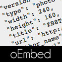 Post Thumbnail of PHP - Using oEmbed API to Embed Videos